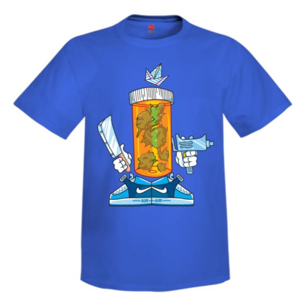 Killah custom t shirt design